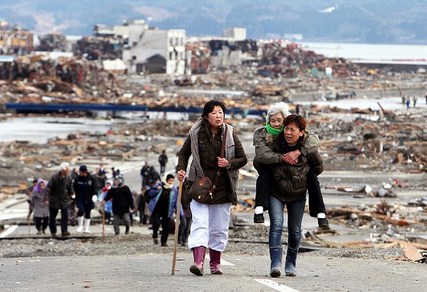 Lessons from Japan's 3.11 Earthquake
