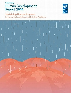 Human Development Report 2014