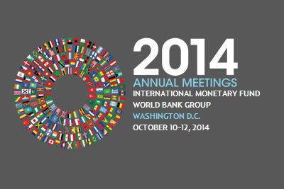 IMF World Bank Annual Meeting 2014