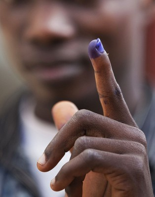 Liberians Vote in Constitutional Referendum