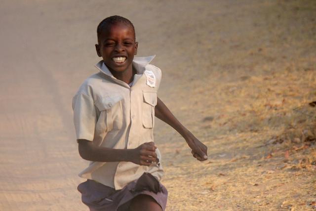 Child, Zimbabwe