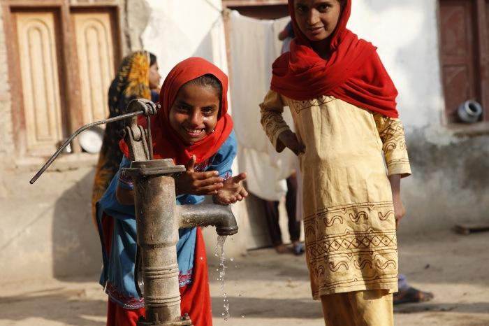 Photograph: DFID