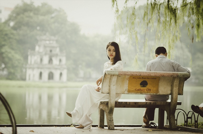 Couple, Vietnam
