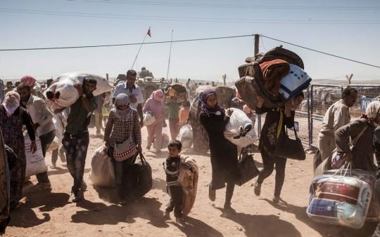 Photograph: I. Prickett/UNHCR
