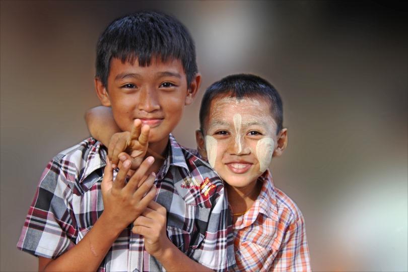 Boy Myanmar