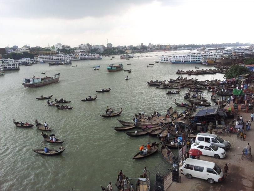 River, Bangladesh