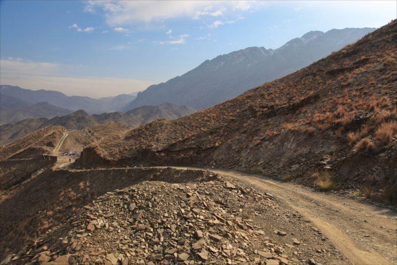 Road, Afghanistan