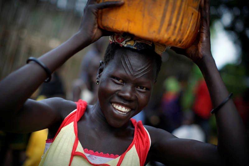 Photograph: UNDP South Sudan/Brian Sokol