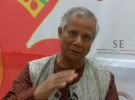 Muhammad Yunus on Microfinance Prospect