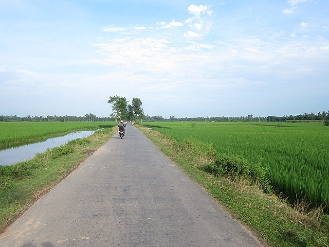 Country Road, Southeast Asia