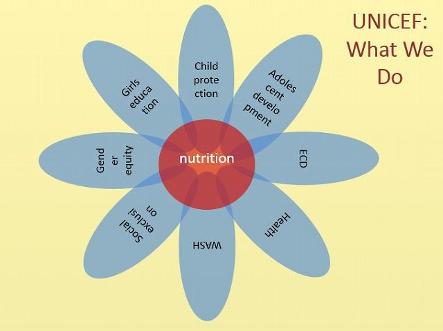 UNICEF What we do