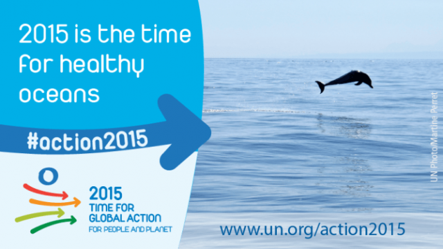 2015 is the time for healthy oceans