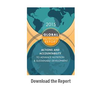 Global Nutrition Report 2015