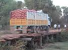 A Bridge in Rural Cambodia