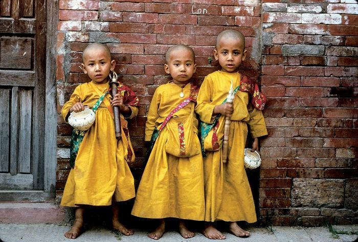 Children, Nepal