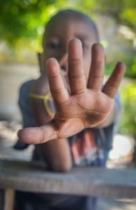 Boy, Haiti