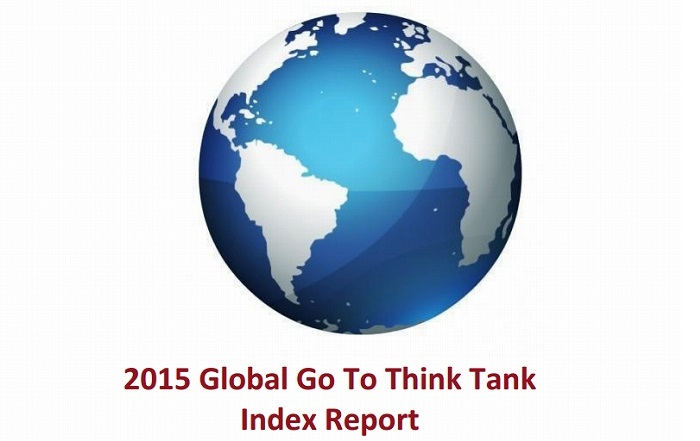 GLOBAL GO TO THINK TANK INDEX REPORTS