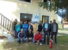 セルビアの大洪水後の復旧、防災支援