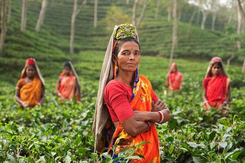 Woman, India