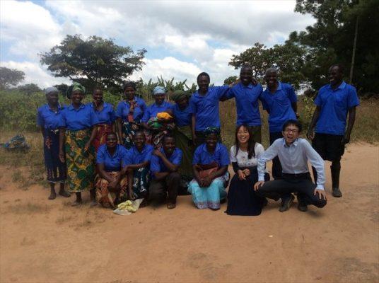 Villager, Malawi