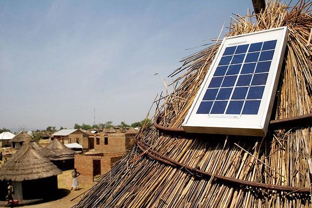 Solar, Ghana