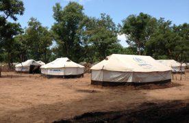 ガンベラ難民キャンプ