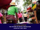 東南アジアの社会保障の未来を考える